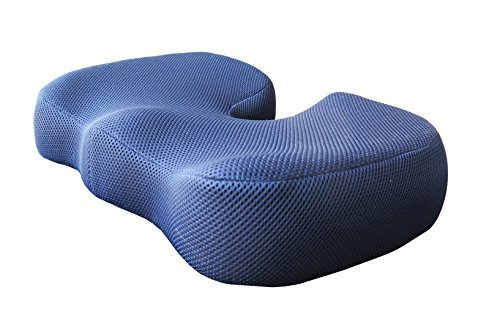 Superb Love Home 3D Ventilative Mesh Coccyx Orthopedic Memory Foam Seat Cushion/seat  Pad/chair