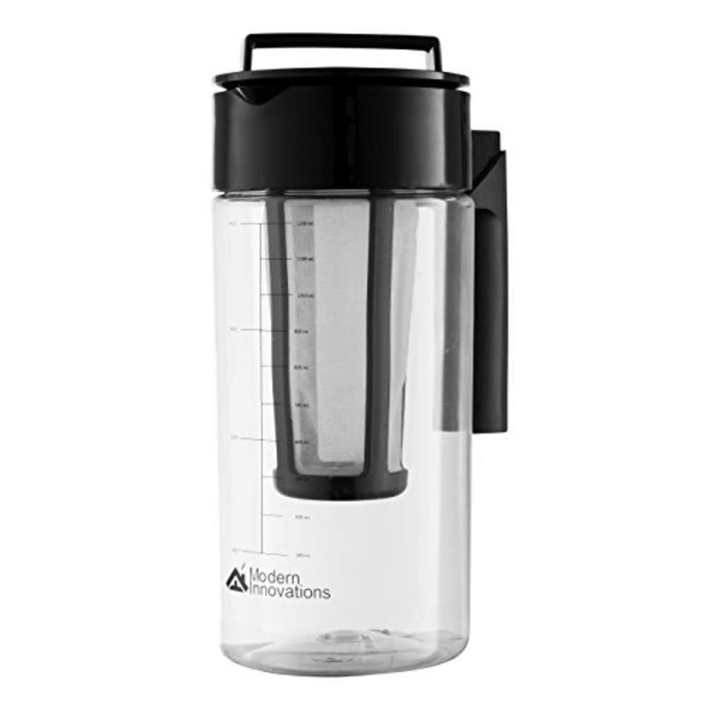 Charming Modern Innovations 40 Ounce Cold Brew Coffee Maker, Cold Brew Tea Maker, Iced  Tea