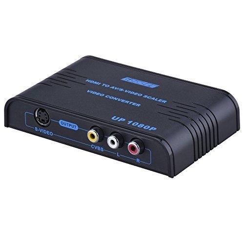 Goodes HDMI to RCA S-Video Converter