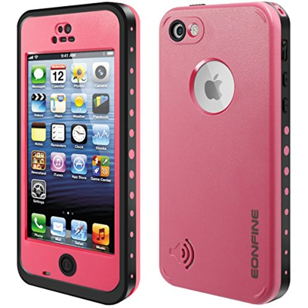new style 3f6f9 88f4d Eonfine iPhone 5C Waterproof Case